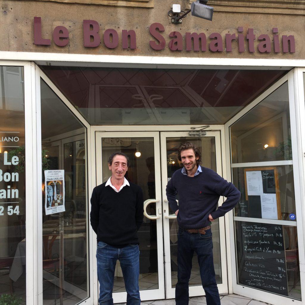 Pierre et Lucas Panetieri © SK