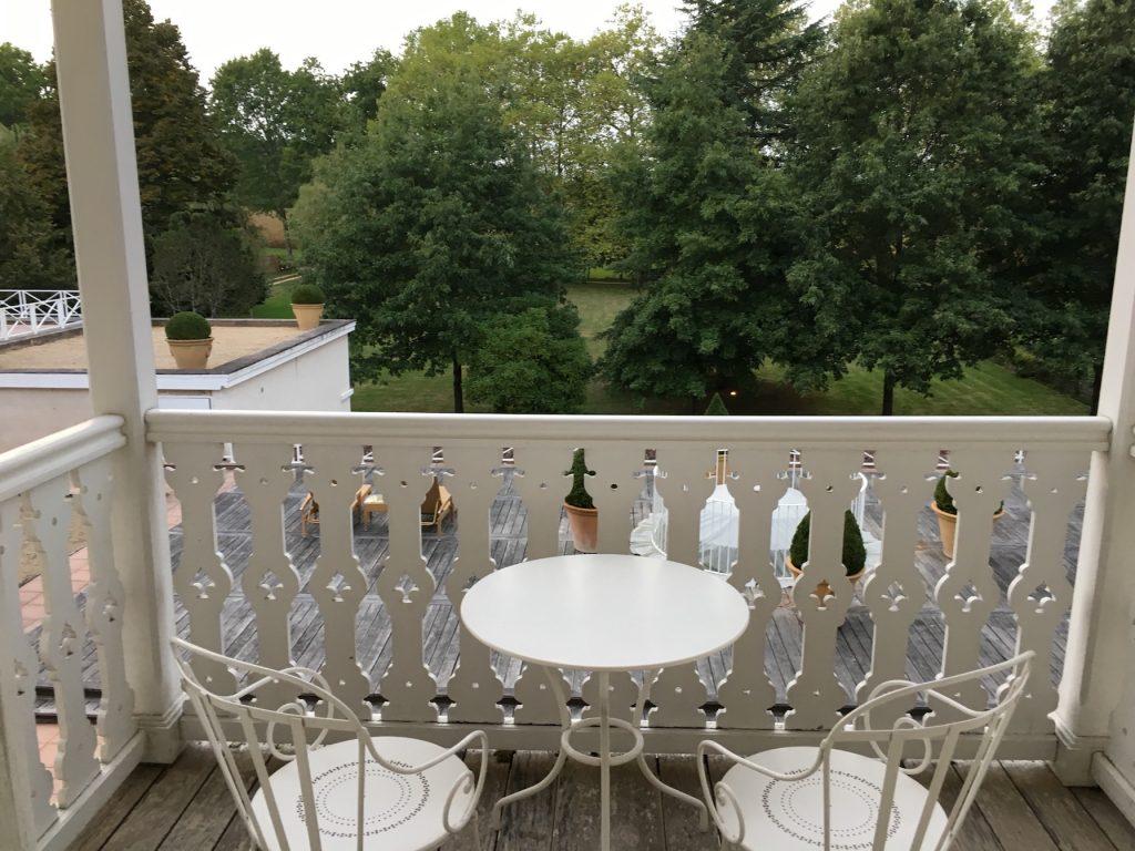 Un balcon © GP