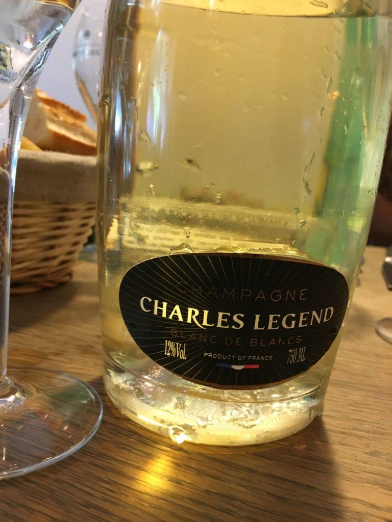 Blanc de Blancs Charles Legend © GP