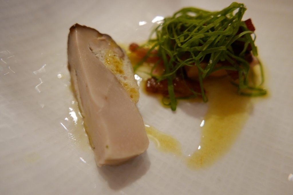 Cèpe et foie gras ©GP