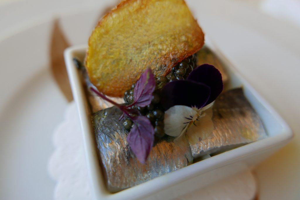 Terrine de sardines de l'Ill © GP