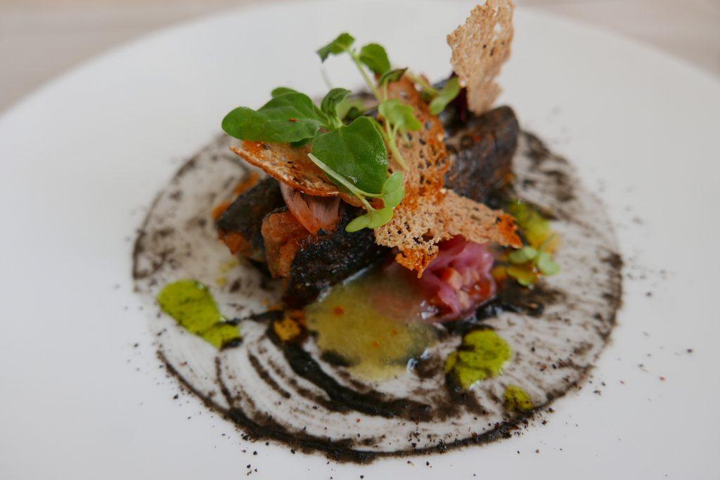 Sardines et chermoula © GP