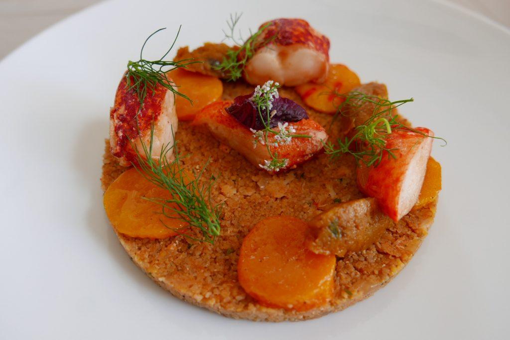 Couscous de homard © GP