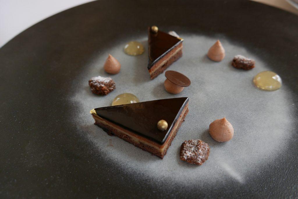 Chocolat et menthe © GP