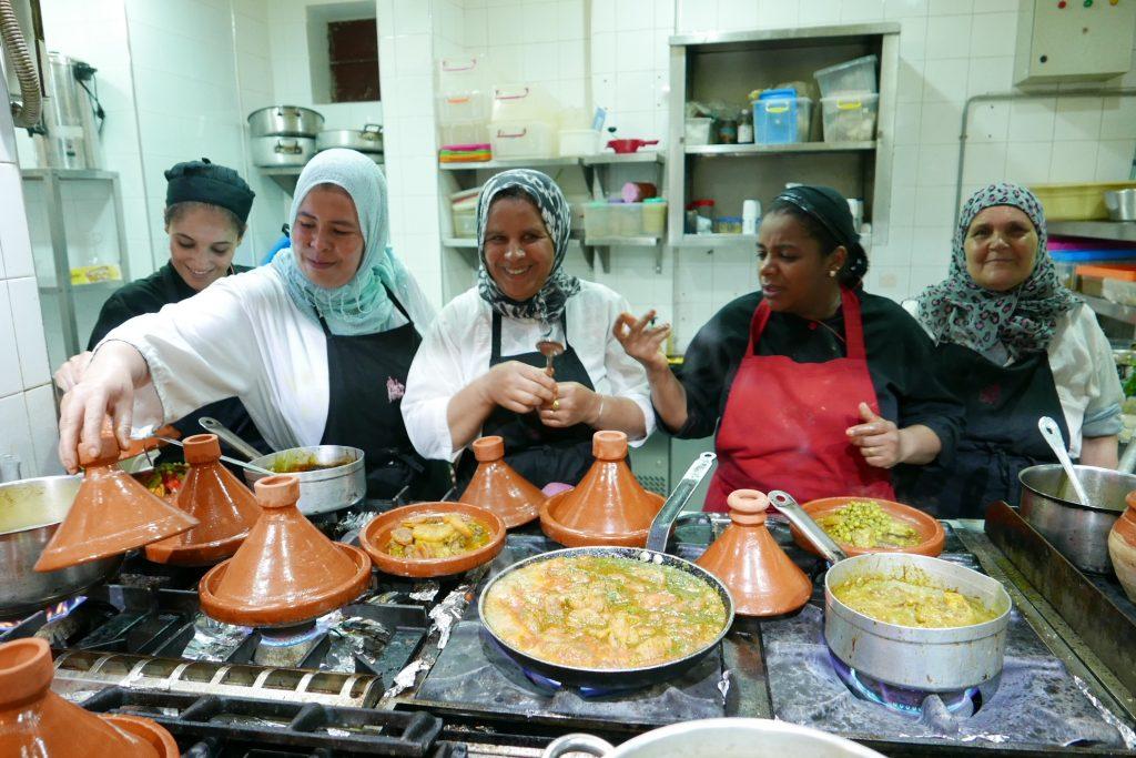 Le restaurant la maison arabe restaurant marrakech les d lices de la maison arabe le blog - Restaurant la table des delices grignan ...