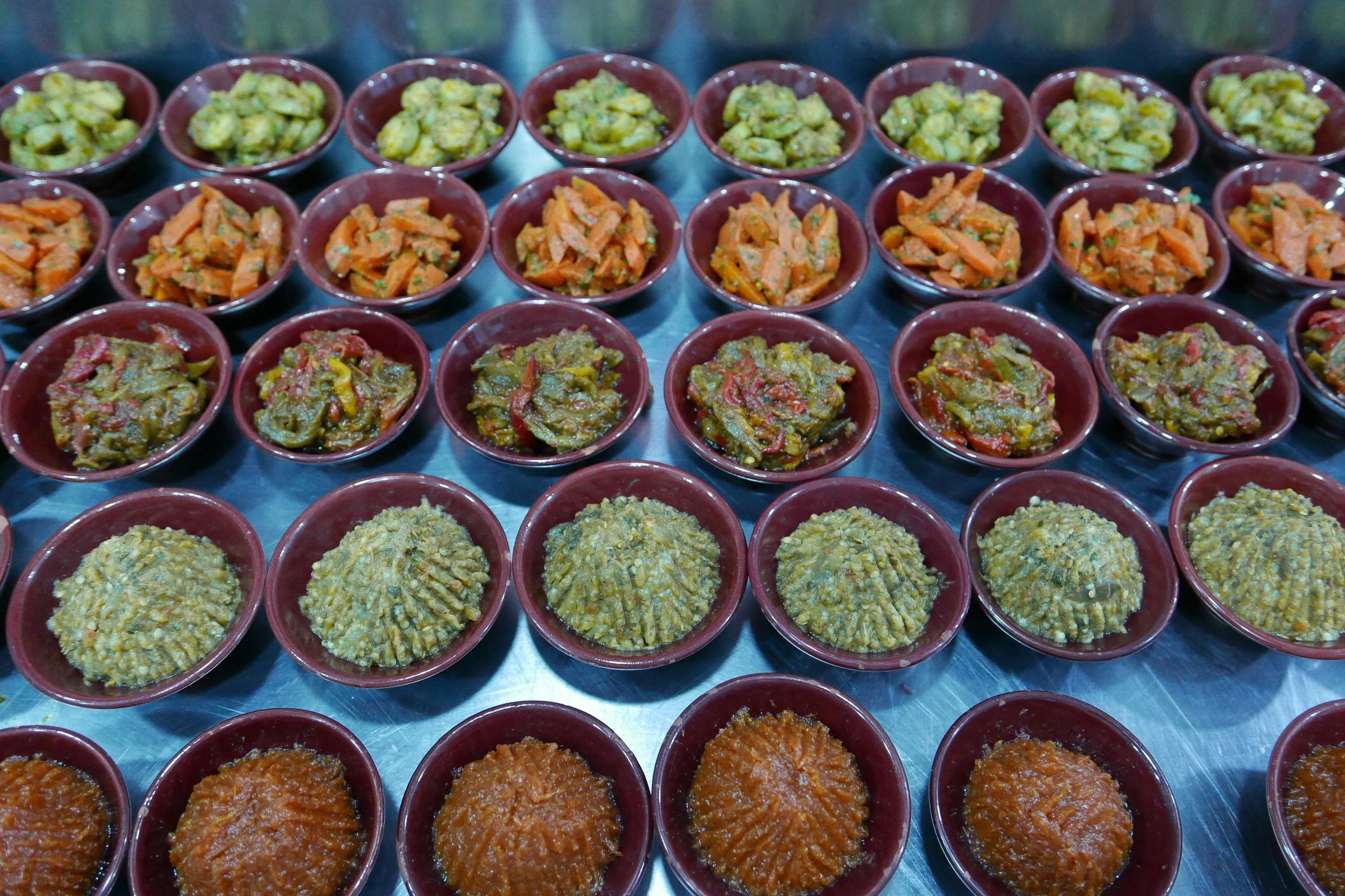 En cuisine for Ateliers de cuisine de la maison arabe