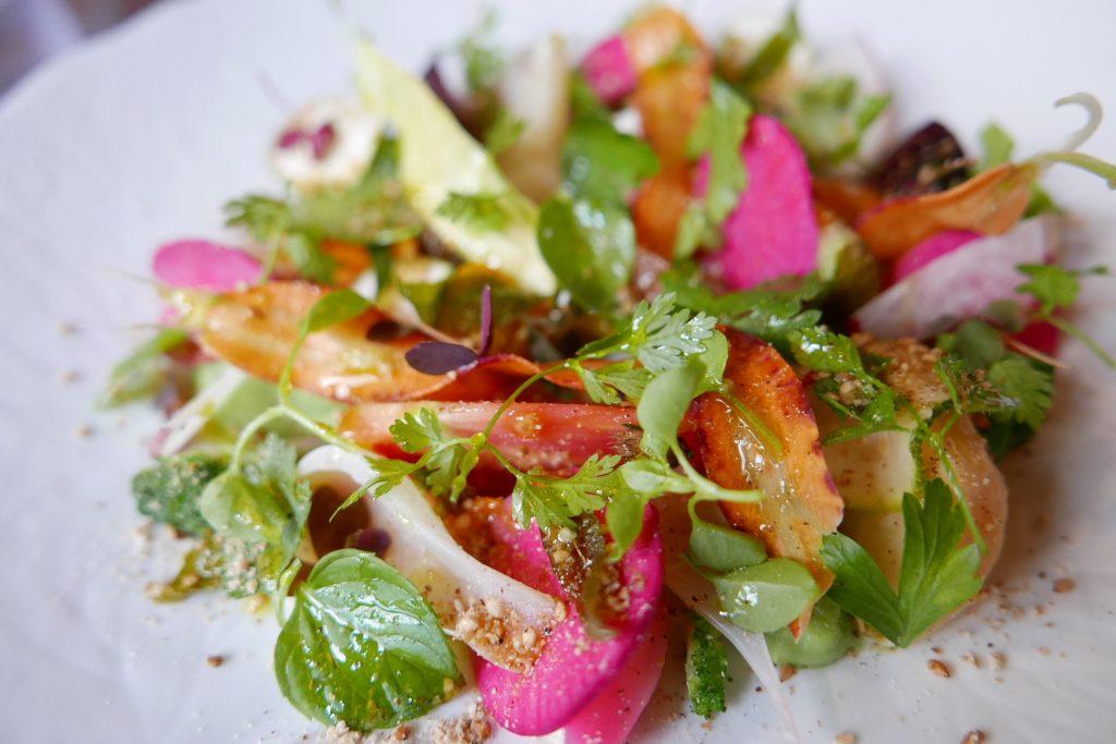 Légumes cuits et crus © GP