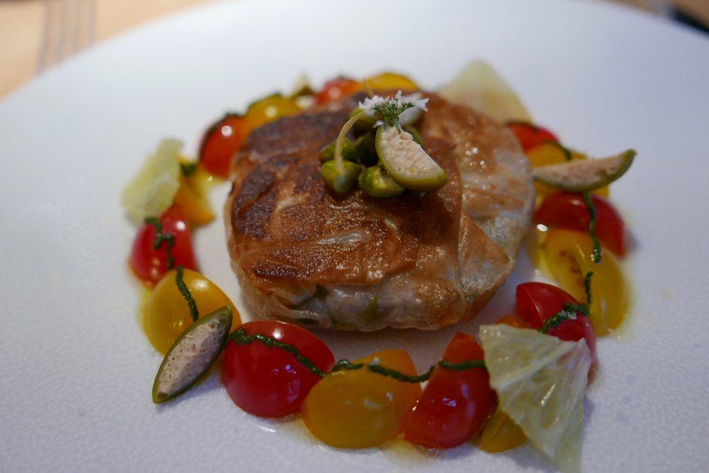 Pastilla de thon albacore © GP