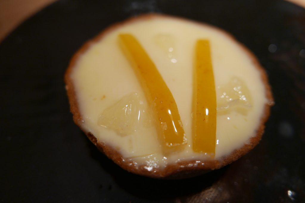 Tarte au citron © GP