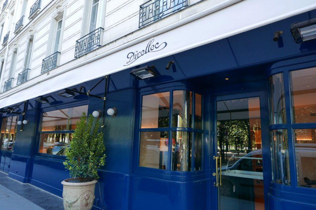 La façade du Divellec © GP
