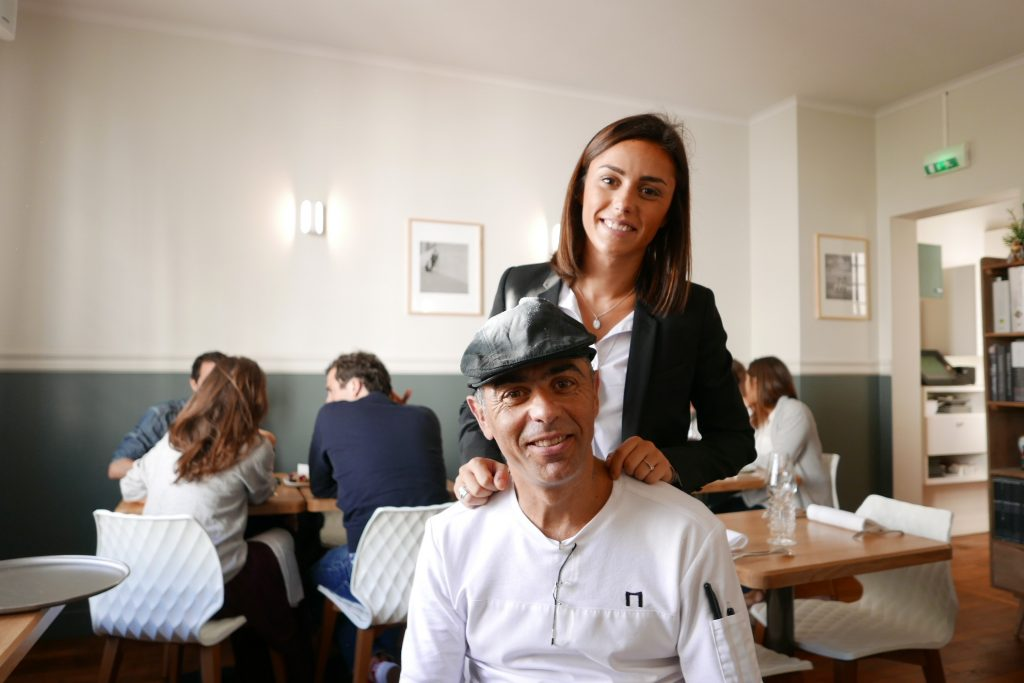 Franck et Laure Martinez © GP