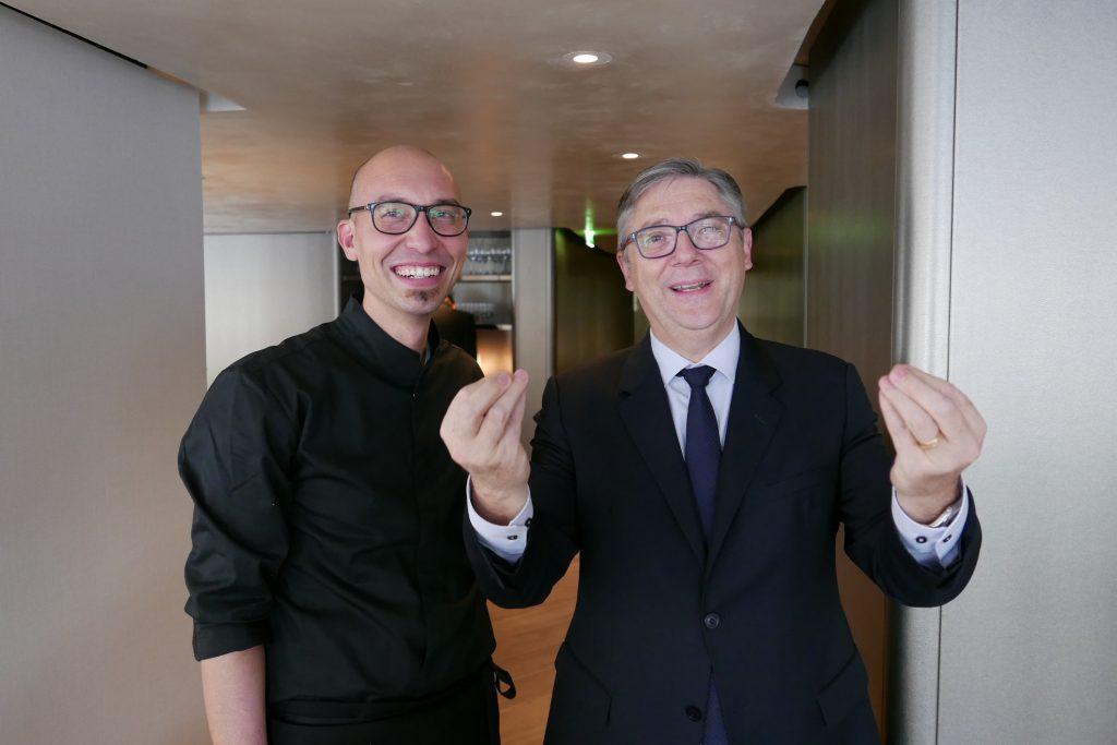 Massimo Tringali et Massimo Mori © GP