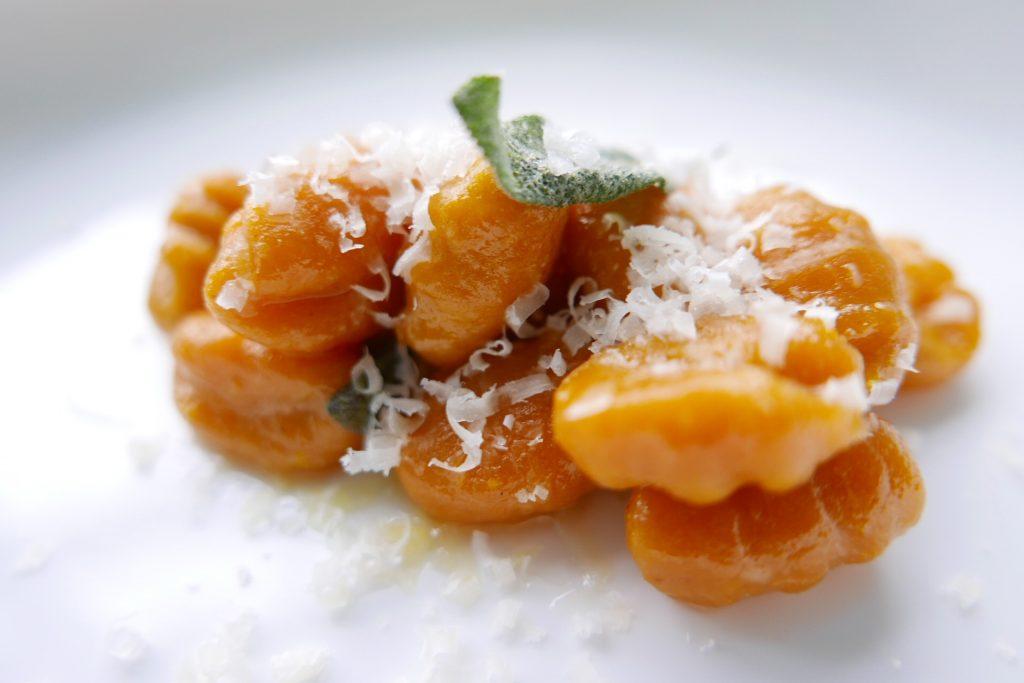 Gnocchi, sauge, parmesan ©GP