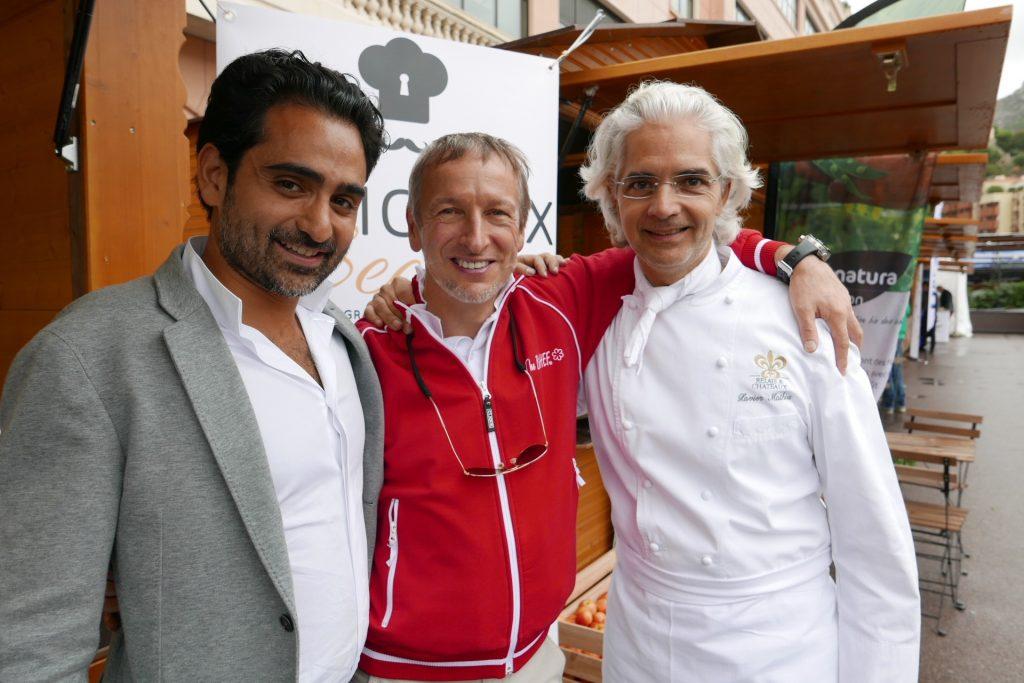 Fadi Abou, Paolo Sari, Xavier Mathieu © GP