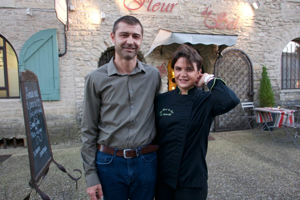 Frédéric et Nathalie Sodavalle ©GP