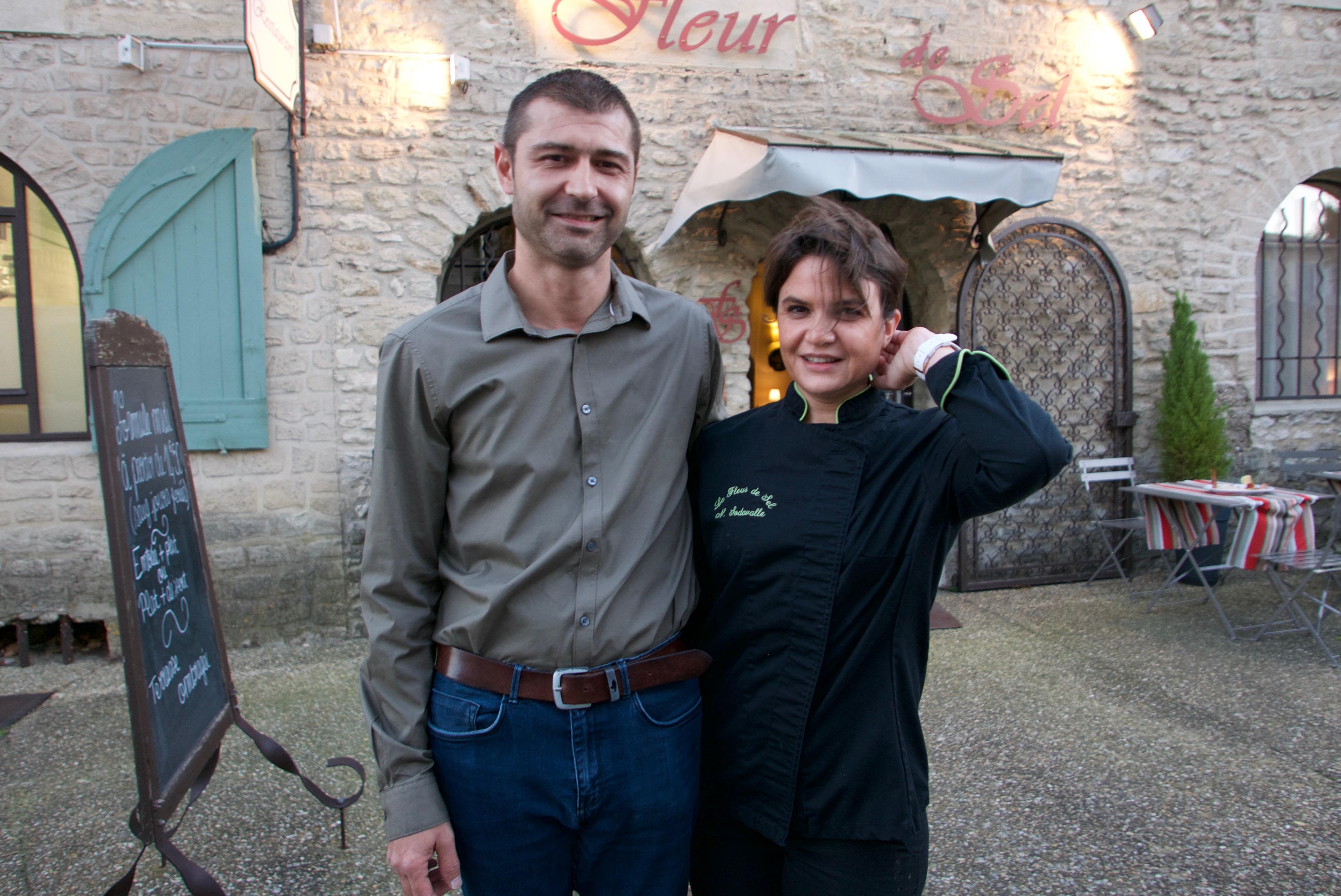 La Fleur de Sel, restaurant Les Beaumettes - la gentillesse de la Fleur de Sel   Le blog de ...