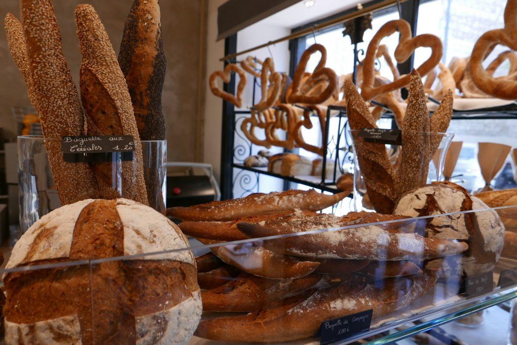 Les jolis pains © GP