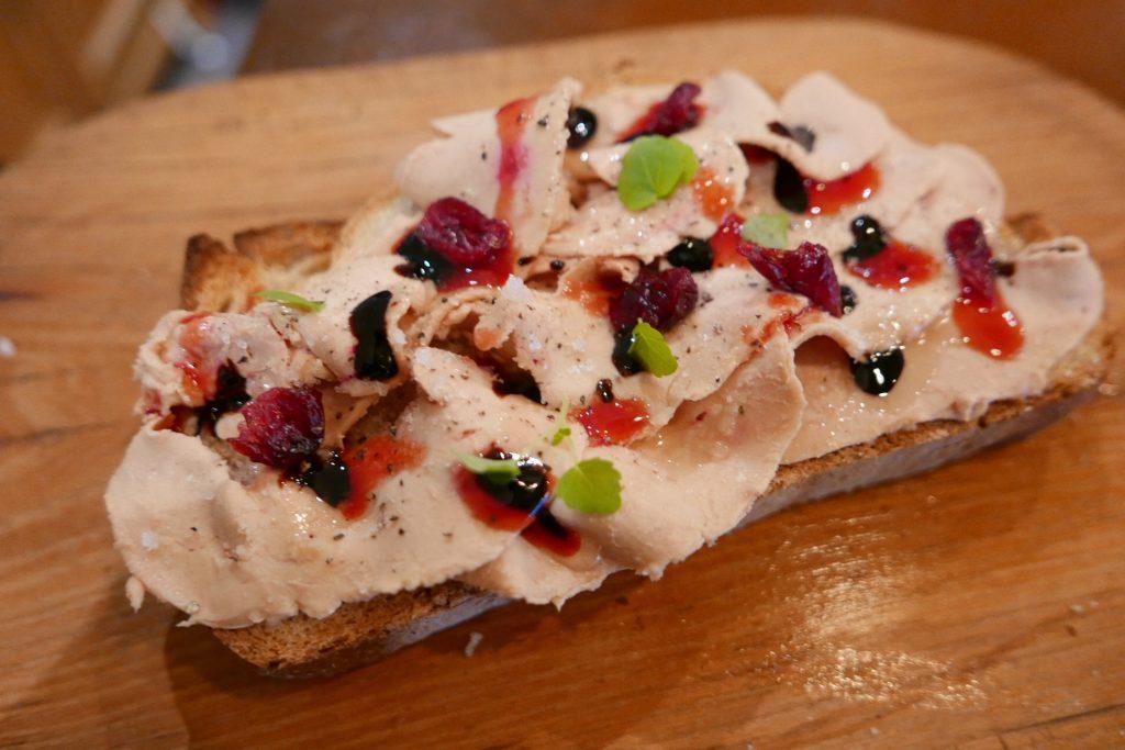 Tartine de foie gras ©GP