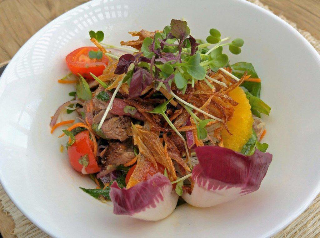 Salade de boeuf ©AA