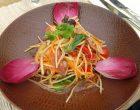 Salade de canard à la Thaï © AA