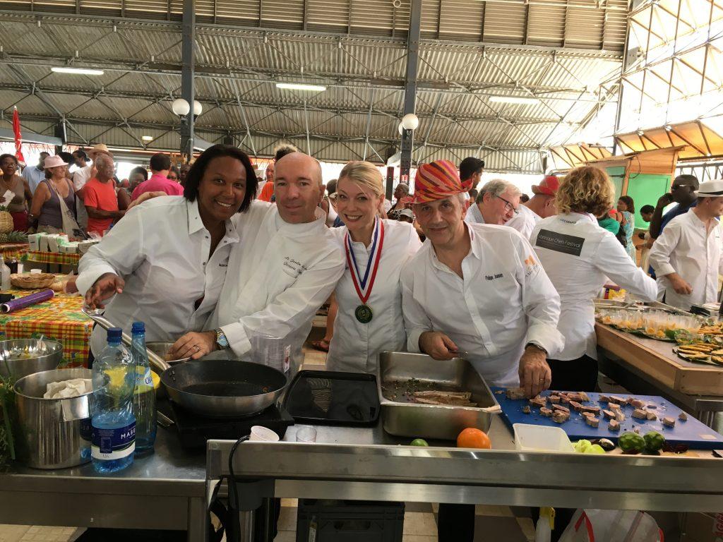 Béatrice Fabignon, Jacques Pourcel, Claire Verneil, Philippe Joannès ©GP