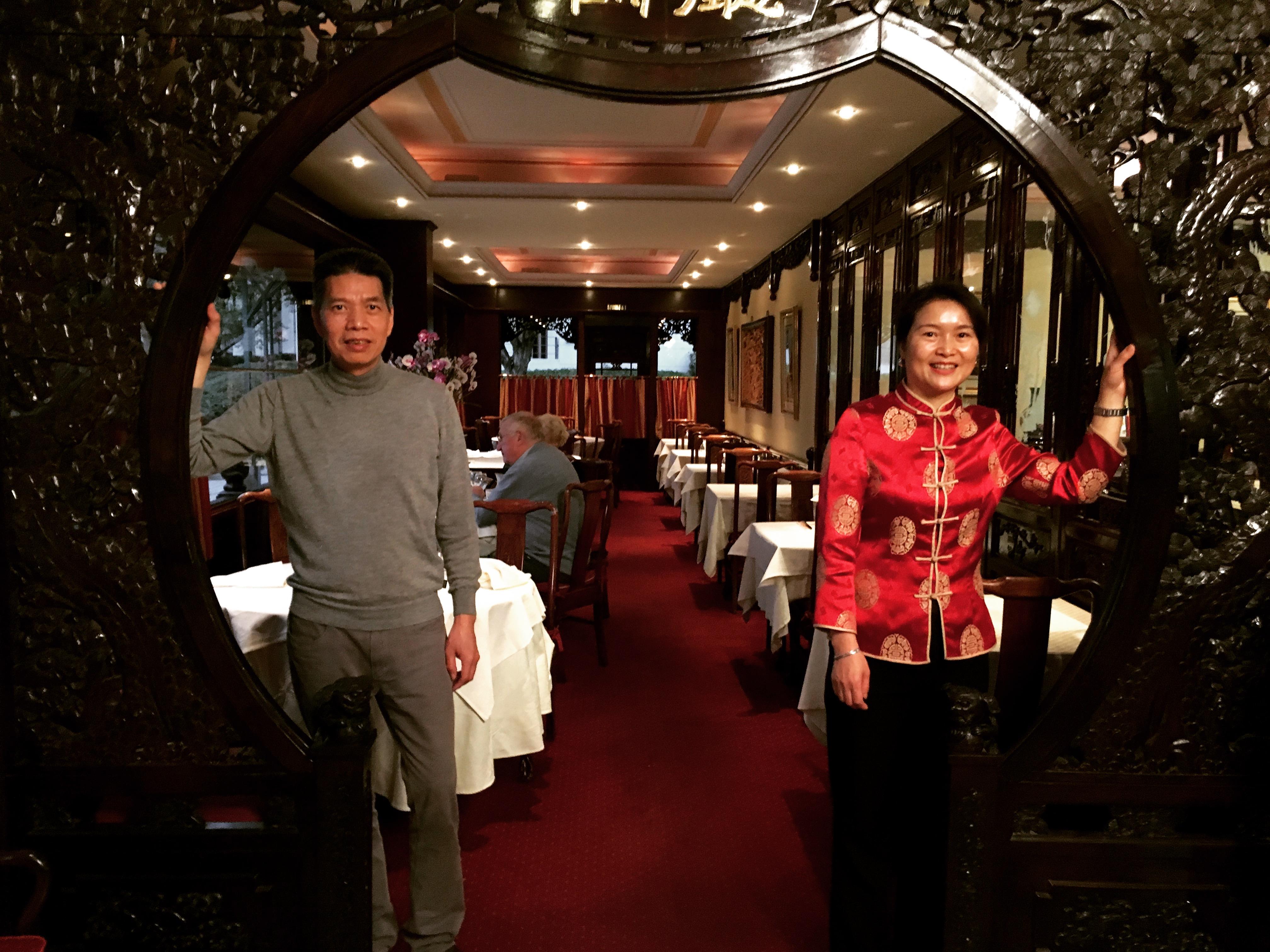 le bonheur de chine restaurant chinois rueil malmaison mon canard laqu chez les chen. Black Bedroom Furniture Sets. Home Design Ideas