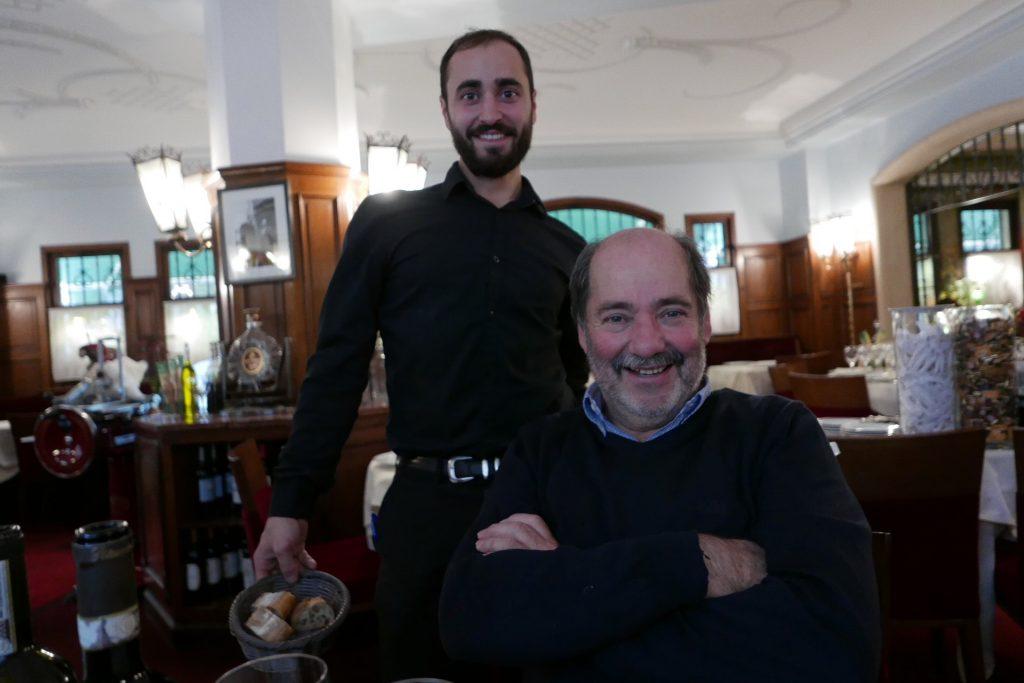 Lorenzo et Carlo Bianchi © GP