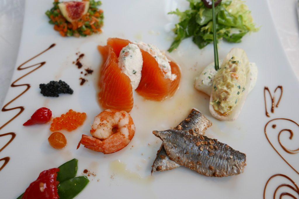 Assiette de la mer © GP