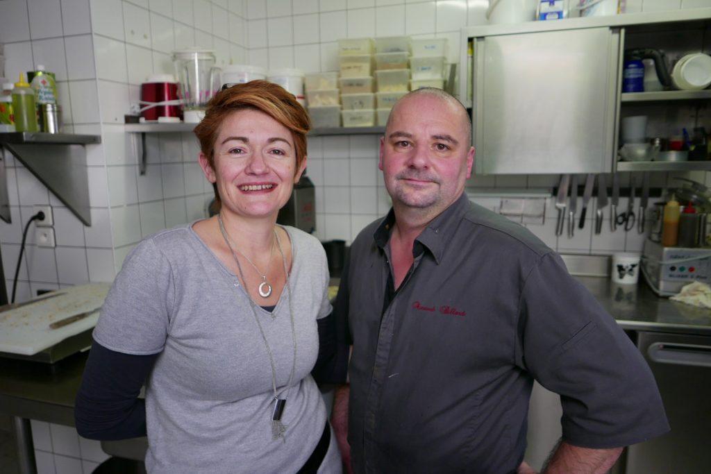 Sophie et Arnaud Billard ©GP