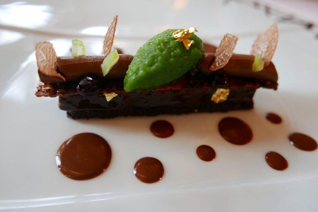 Chocolat grand cru et livèche © GP