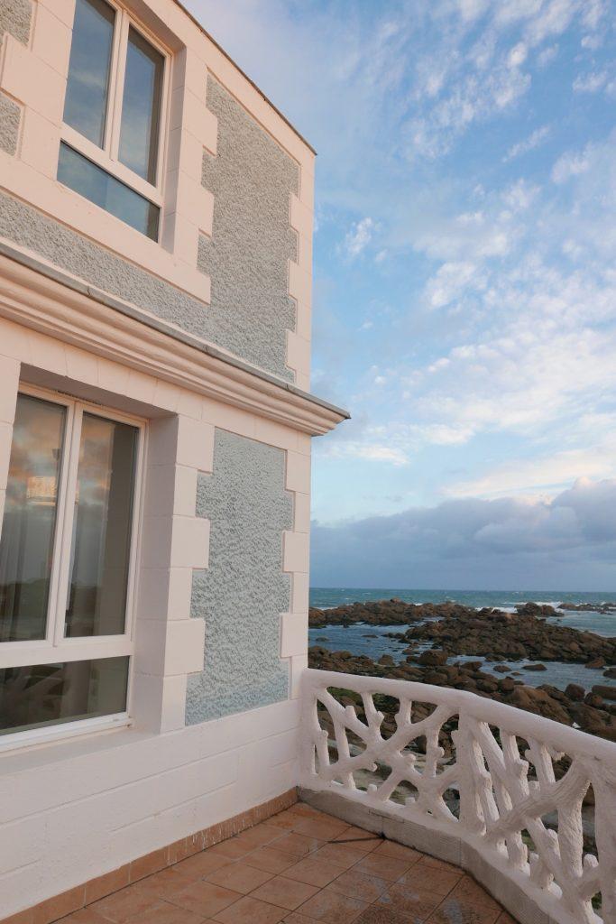 Coin de balcon © GP