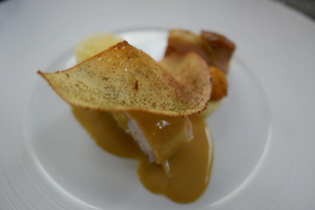 Coque et lambis, fruit à pain © GP