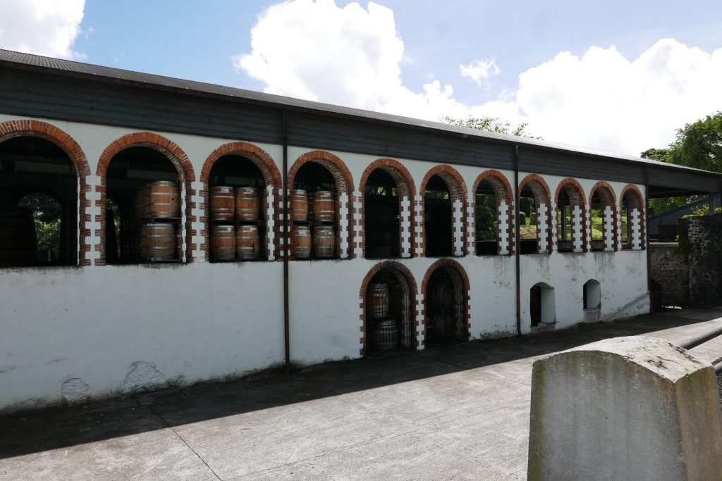 L'ancienne distillerie © GP