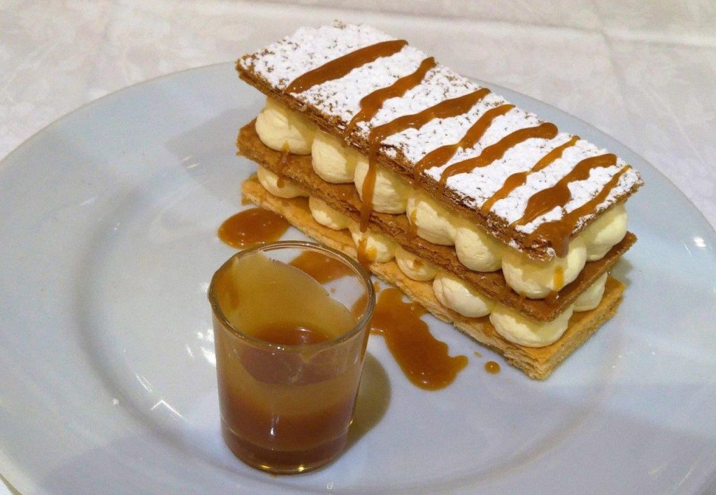 Mille-feuille © AA