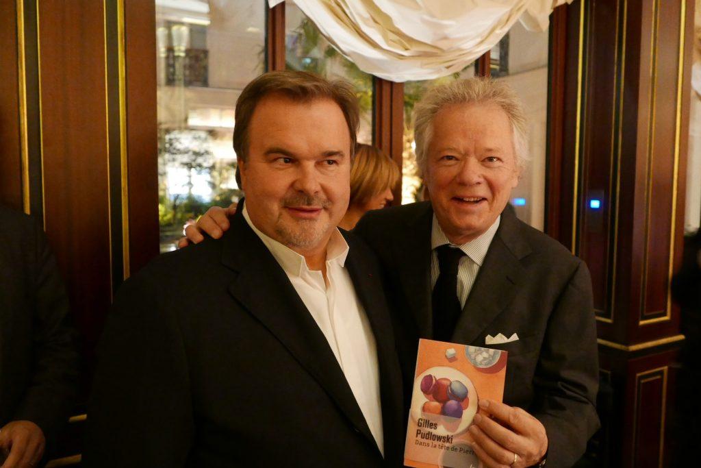 Pierre H. et Gilles P. ©LS