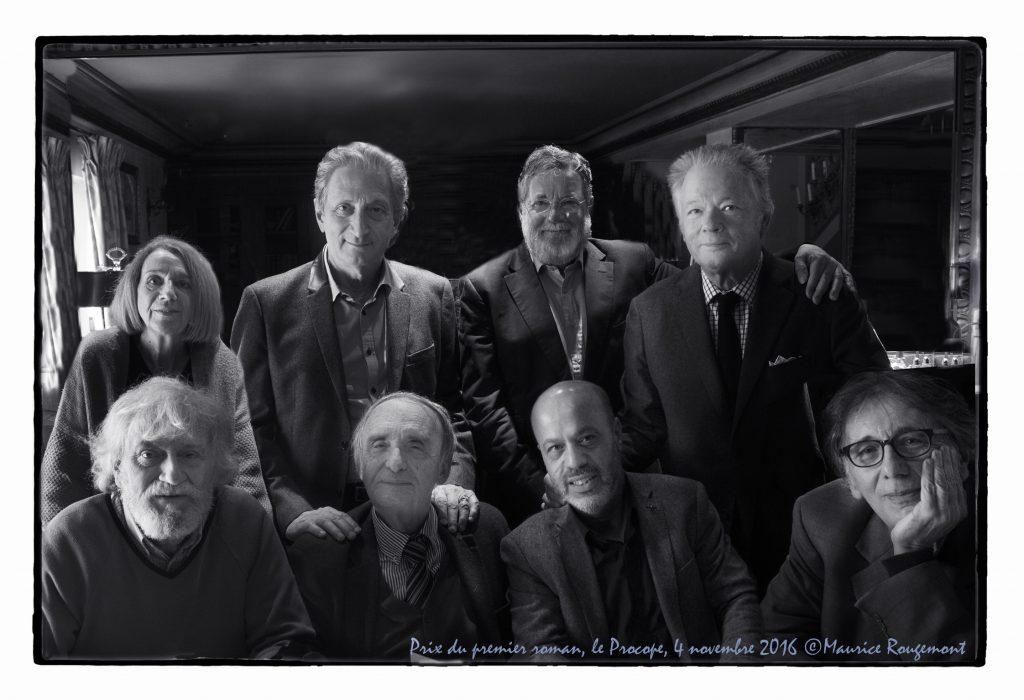 Le jury © Maurice Rougemont