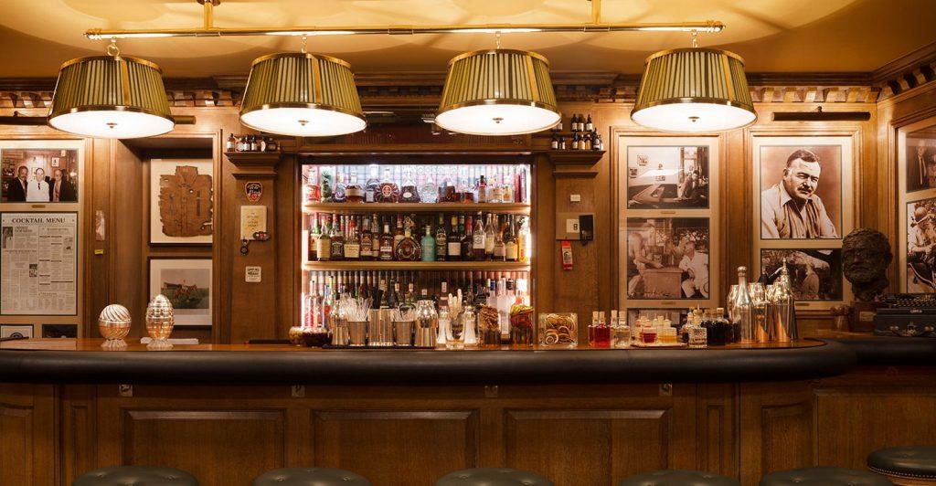 Le bar © RitzParis