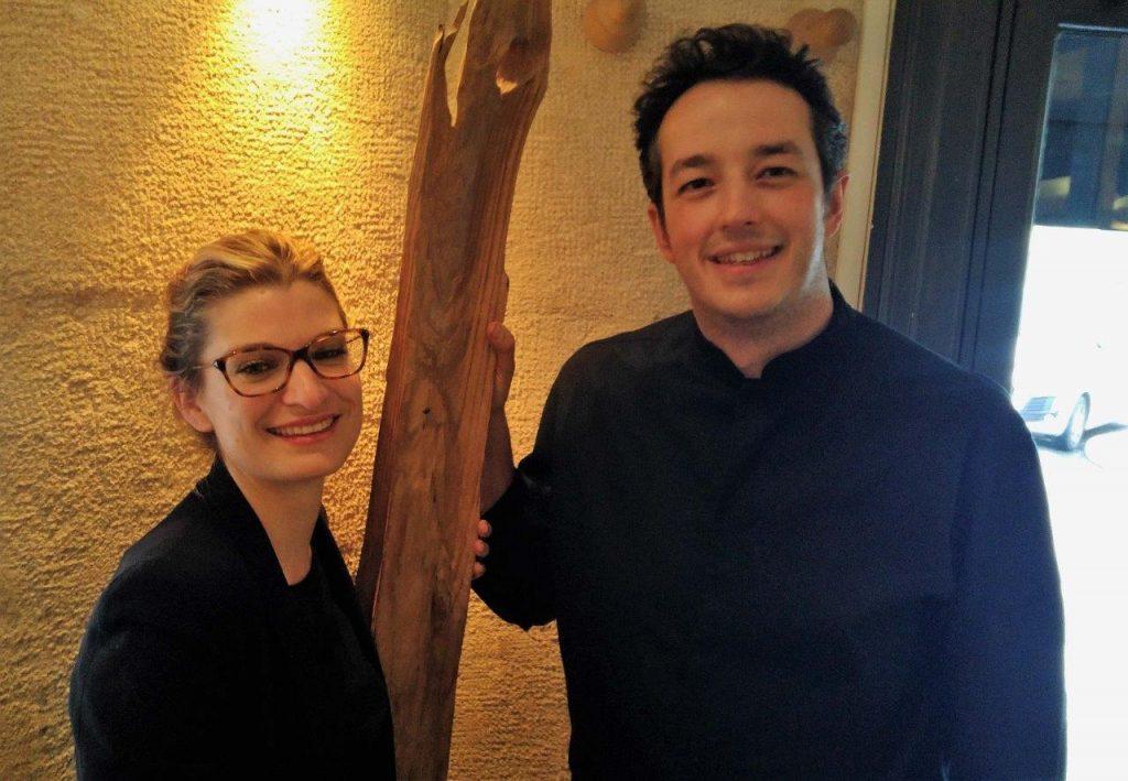 Sarah et Sylvain Sendra © AA