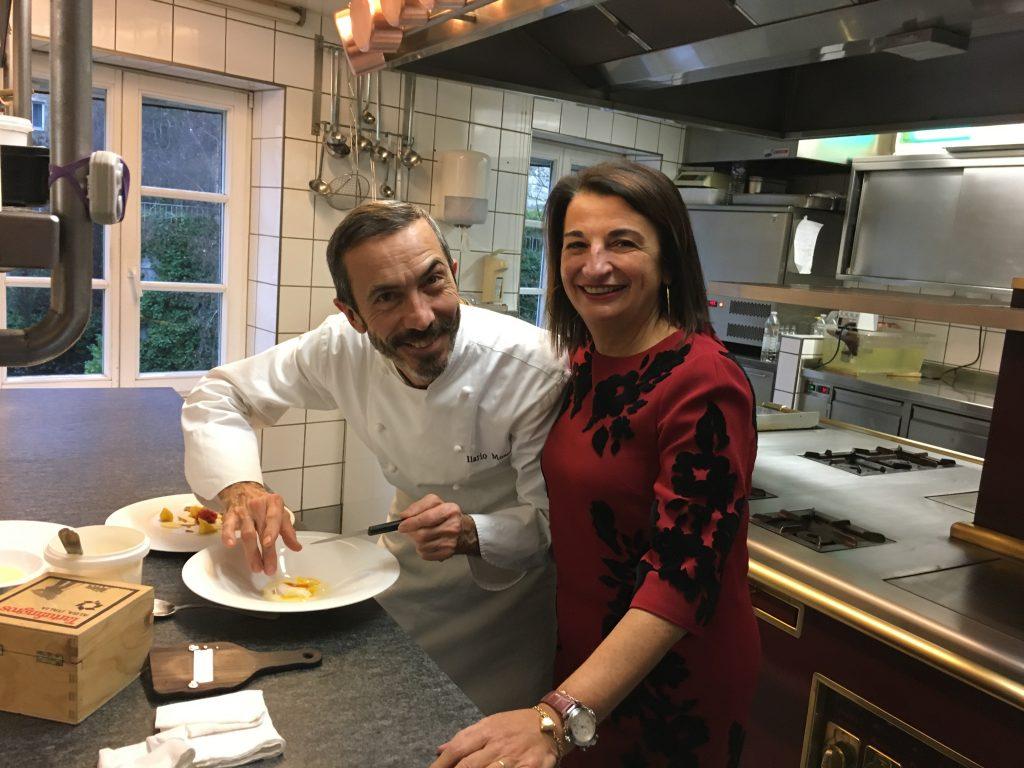 Ilario et Simonetta Mosconi © GP