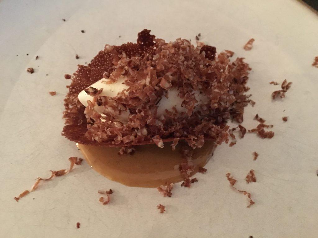 Et sa râpée de truffe chocolatée ©GP