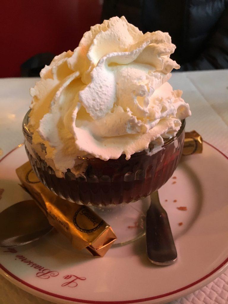 Chocolat liégeois © GP