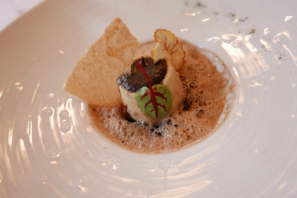 Royale de foie gras © GP