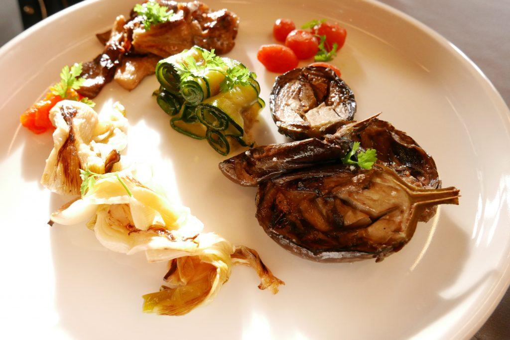 Légumes grillés © GP