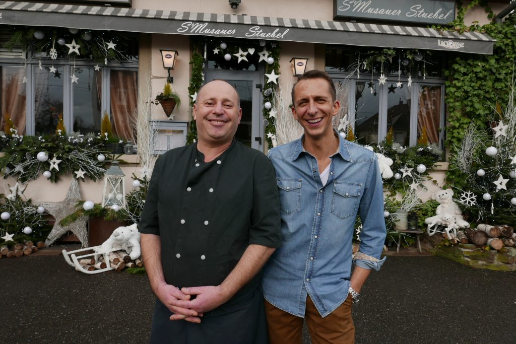 Marco et Christophe ©GP
