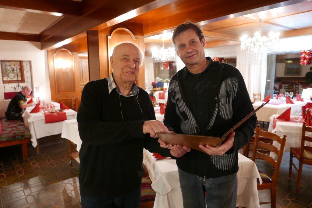 Jean et Eric Wehrung ©GP