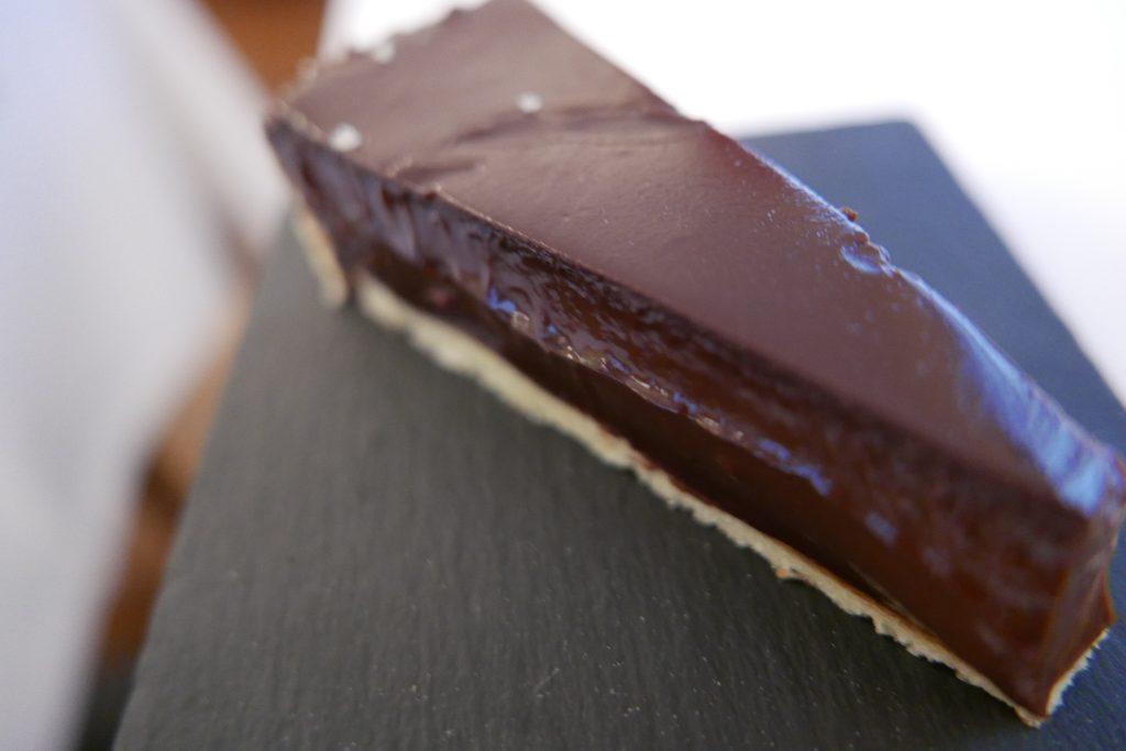 Tarte au chocolat ©GP