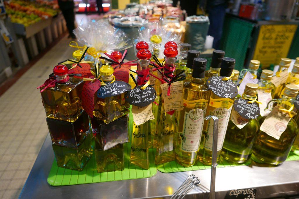 Les belles huiles © GP