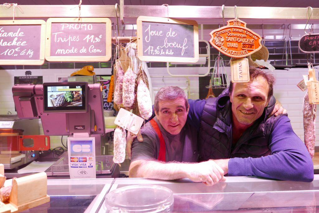 Côté boucherie © GP