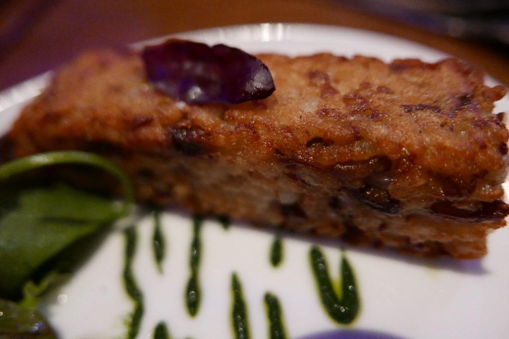 Gâteau de riz snacké © GP