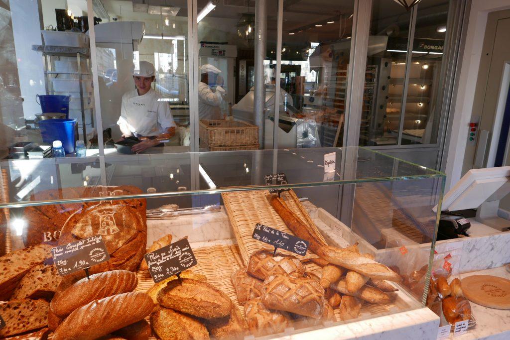Le pain et le fournil © GP